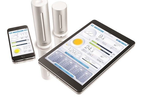 Netatmo-weather station-2014 HD-C°