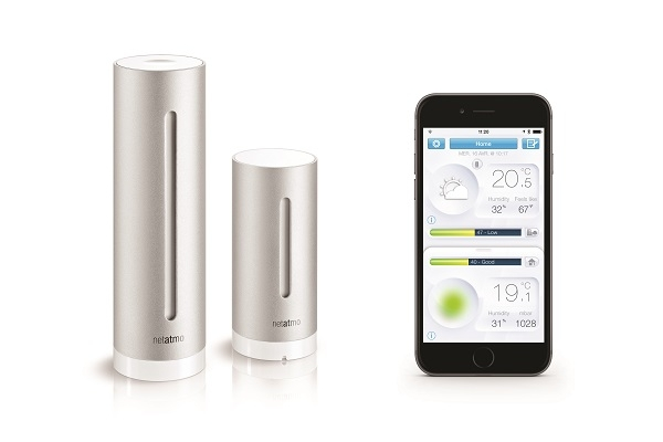 Netatmo - Station-Iphone6-C°