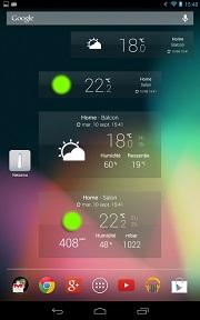 weater app 5