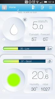 weater app 9