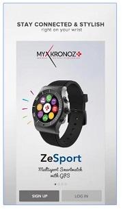 App Zesport foto 1