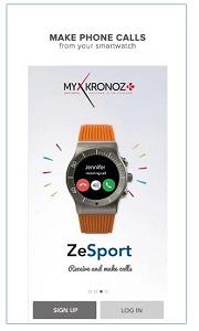 App Zesport foto 4